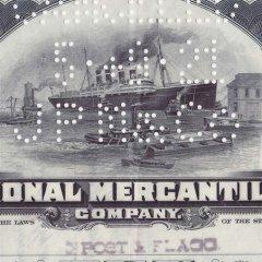 Aandeel International Mercantile Marine